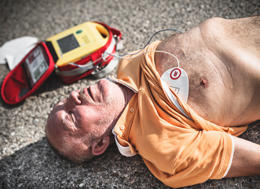 Few people expect to perform first aid at work