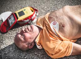 AED Defribrillator Training