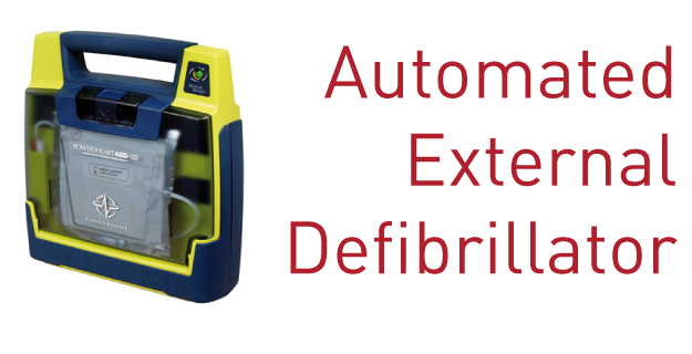 Automated Defibrillator Training