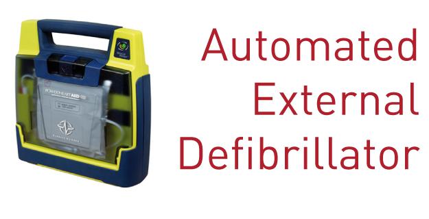 Automated Defibrillator Training