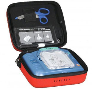 Automatic Defibrillator Philips Heartsine