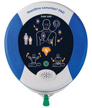 Defibrillator Heartsine Samaritan PAD