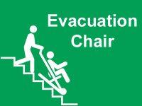 Evac Chair Training
