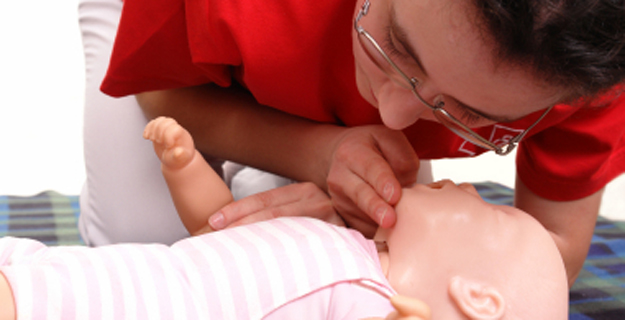 Paediatric First Aid One Day Training