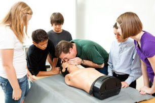 CPR/First Aid for School Children