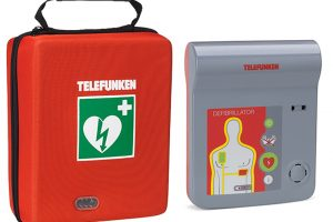 Defibrillator Safety Alert